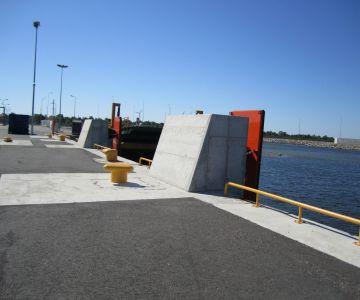 Virtsu sadam, kai nr 4 rekonstrueerimine