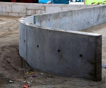 Ülemiste keskuse laienduse monoliitbetoonist konstruktsioonide ehitustööd