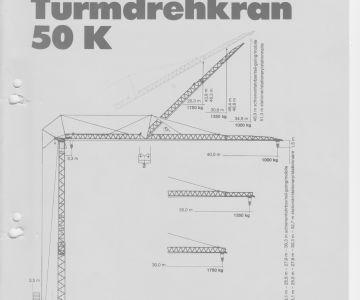 Liebherr 50K