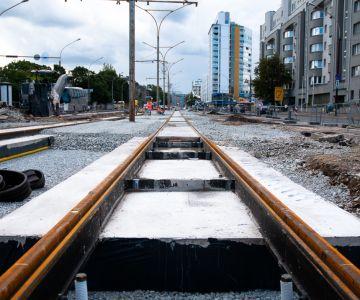 Trammiliini nr 2 ja 4 trammitee rekonstrueerimine
