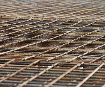 Kuivastu sadama Idamuuli pealisehitise betoonitööd