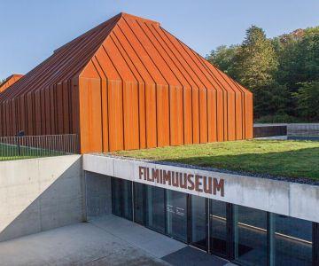 Eesti Ajaloomuuseumi Maarjamäe kompleksi ehitus